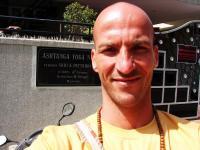 Max Wojciech Czenszak w Mysore