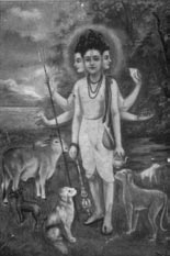 Dattatreya, Guru of all Gurus