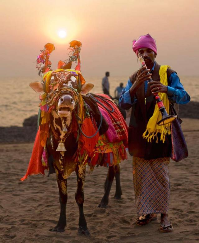 Goa - spokój i oczyszczenie
