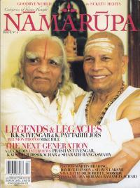 K. Patthabi Jois i B.K.S Iyengar