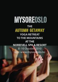 Yoga Retreat At The Norefjell Spa & Resort